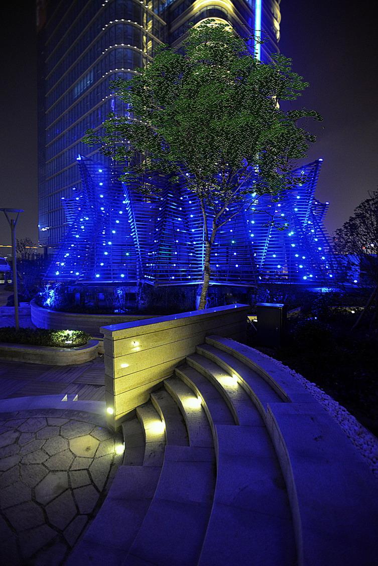 苏州圆融星座景观设计