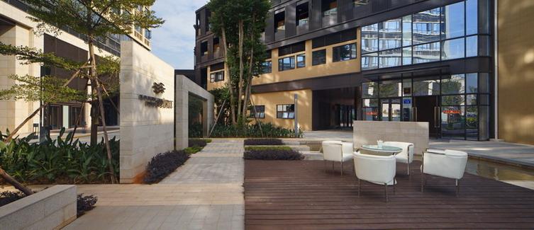 广州绿地滨江汇建筑设计