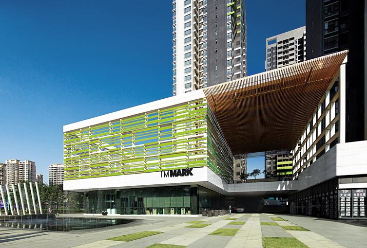 >惠州马克住区建筑设计                        项目地点:广东省惠州