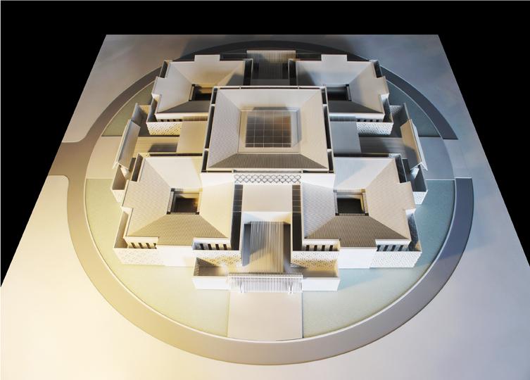 个体建筑结构简图