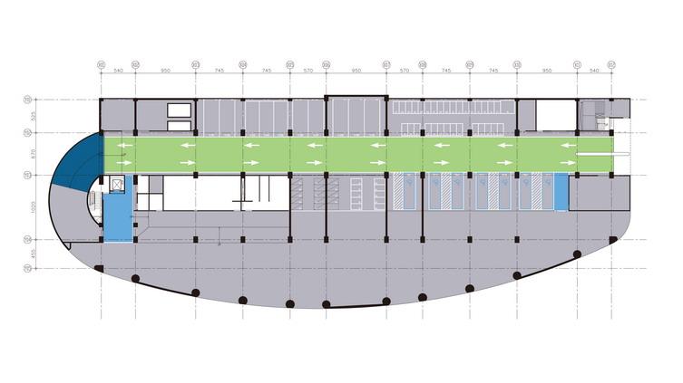 乌来乡立体停车场增建案建筑设计