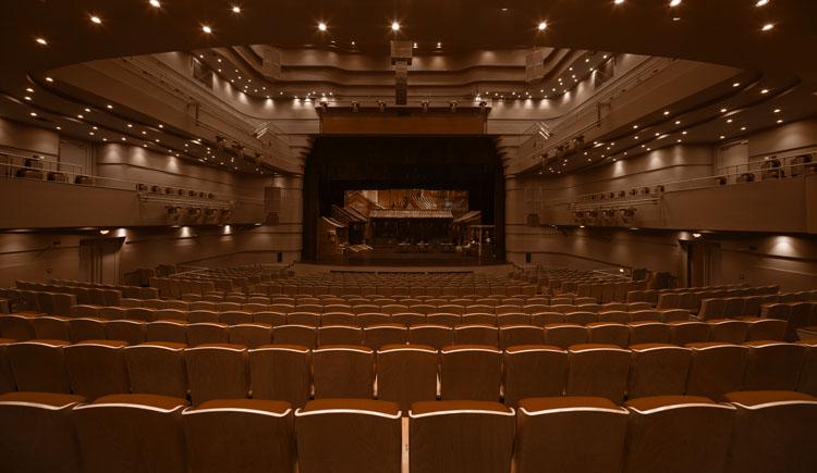 北京东方剧院空间设计