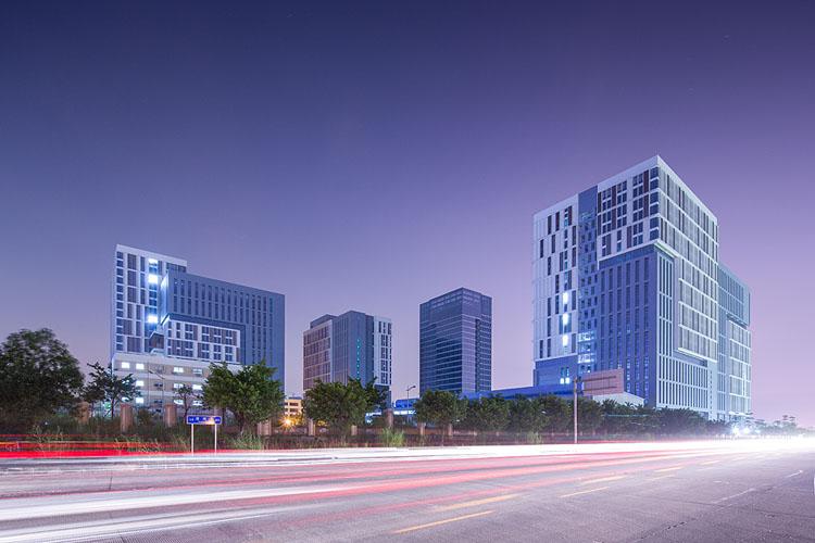 深圳中林科技产业园建筑设计图片