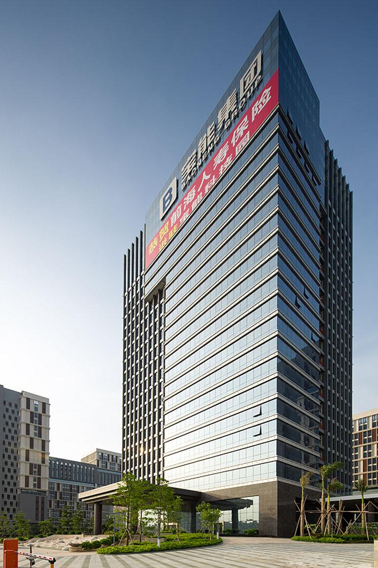 深圳中林科技产业园建筑设计