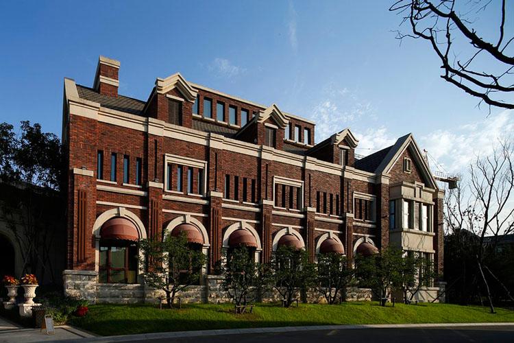 沈阳世茂诺丁山建筑设计
