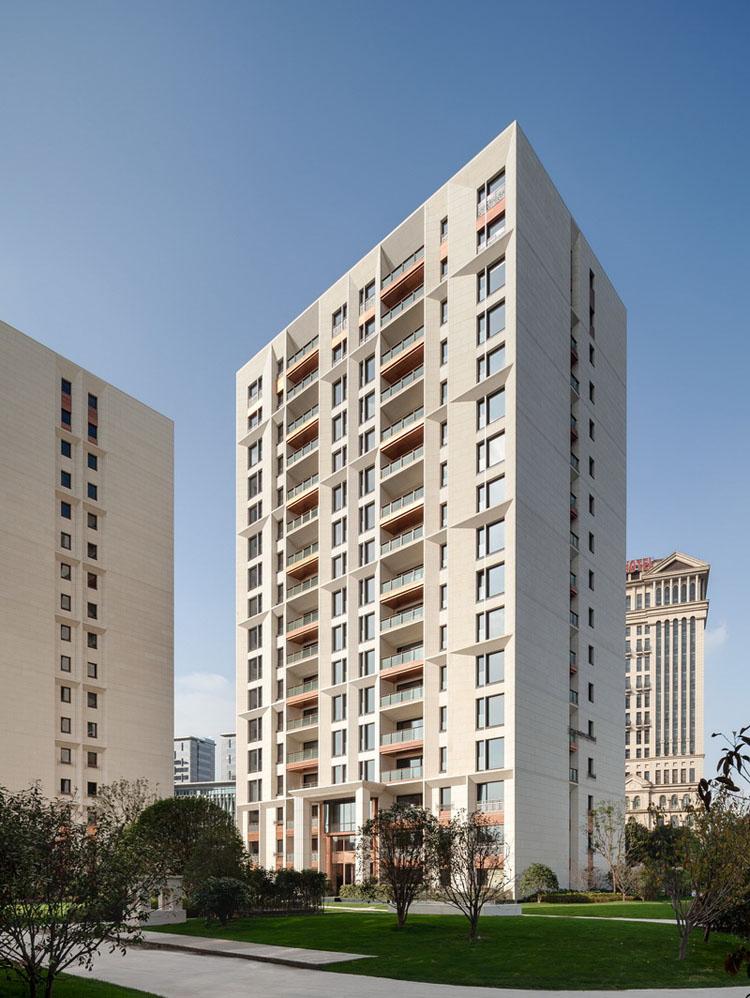 上海古北壹号 天华建筑设计 金盘奖华东赛区2015年最佳公寓 花园式