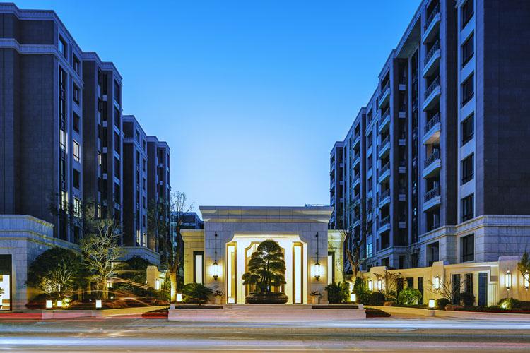 上海宝华紫薇花园建筑设计