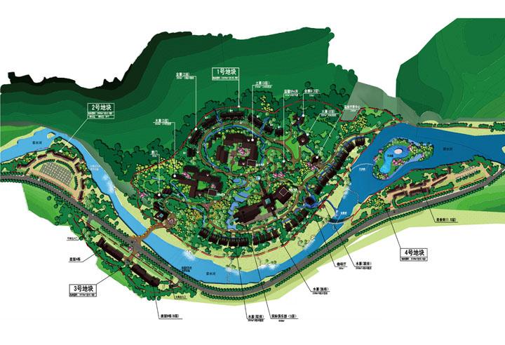 从张家界市区,飞机场,火车站经s306省道到禾田居仅需仅45分钟车程.