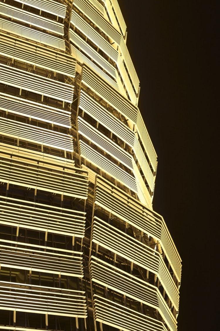 郑州绿地广场建筑设计