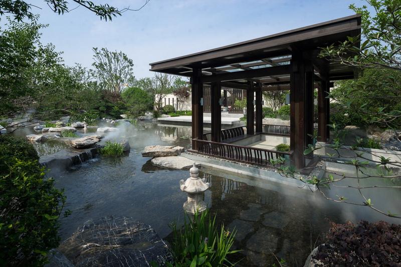 新中式园林建筑
