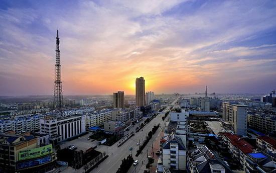 ddon笛东五项目助力安徽界首城市复兴