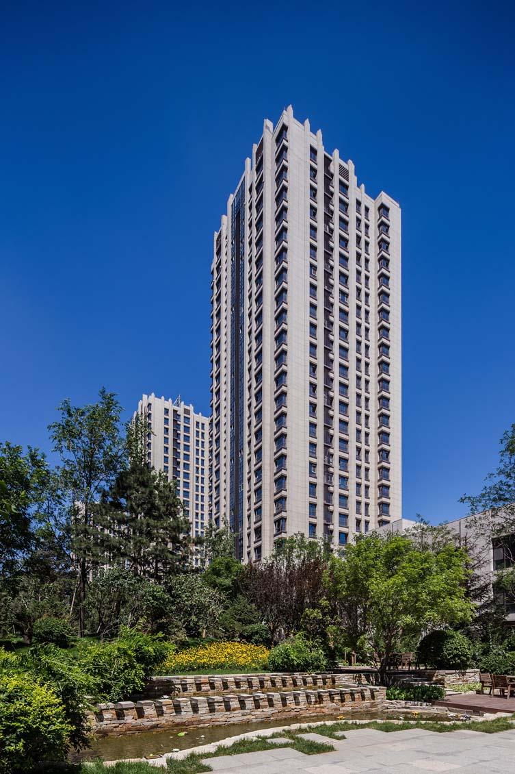 北京龙湖长楹天街建筑设计