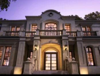 单体建筑外观设计