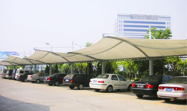 青岛保税区景观改造