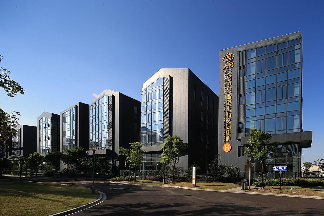 上海嘉定国际金融谷-地产开发专业平台-金盘网