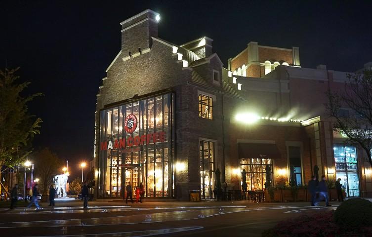 河北固安华夏幸福港湾商业街建筑设计