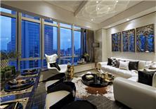 139㎡上海中邦艾格美国际公寓样板房