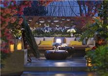 郑州绿地香颂示范区样板庭院情景化营造