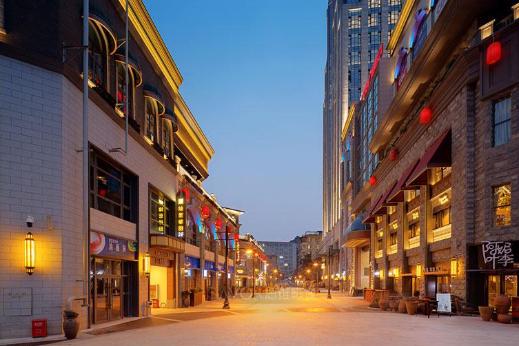 武汉现代风景图片
