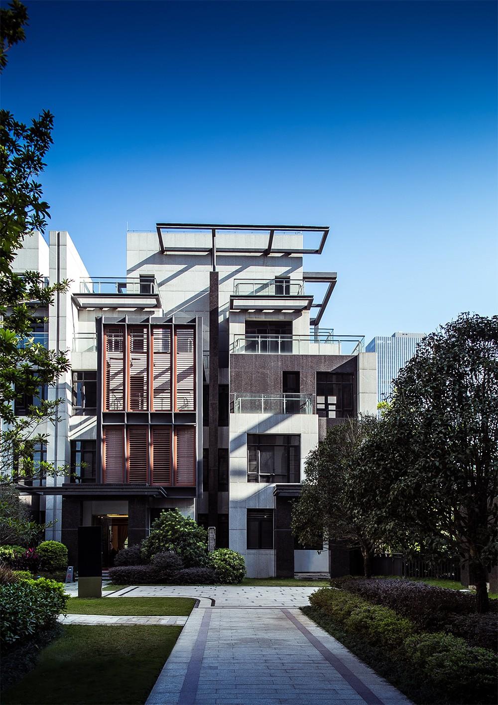 中南建筑设计院作品