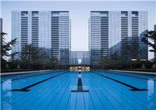 杭州綠城藍色錢江建筑設計