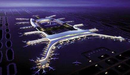 湛江国际机场航站楼方案...