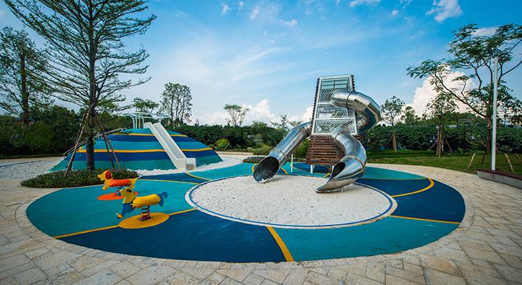 項目名稱:保利云東海洛嘉兒童樂園(佛山三水·保利云東海高爾夫花園c