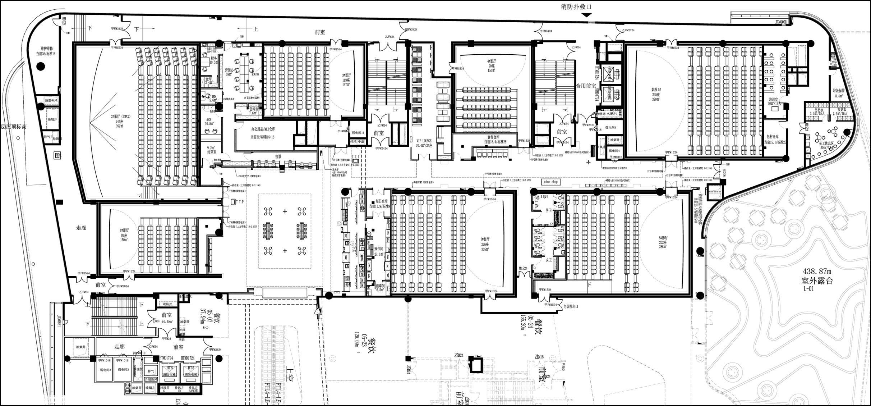 CGV国际影城(青岛凯德新都心店)位于山东省青岛市,是中国东部沿海重要的经济、文化中心,山东半岛蓝色经济区的龙头城市,国际滨海旅游度假胜地、国家历史文化名城。 如果你是第一次来到这里可能会以为这里是一个历史文化的长廊。这正是J&S(国际)设计联合机构所...