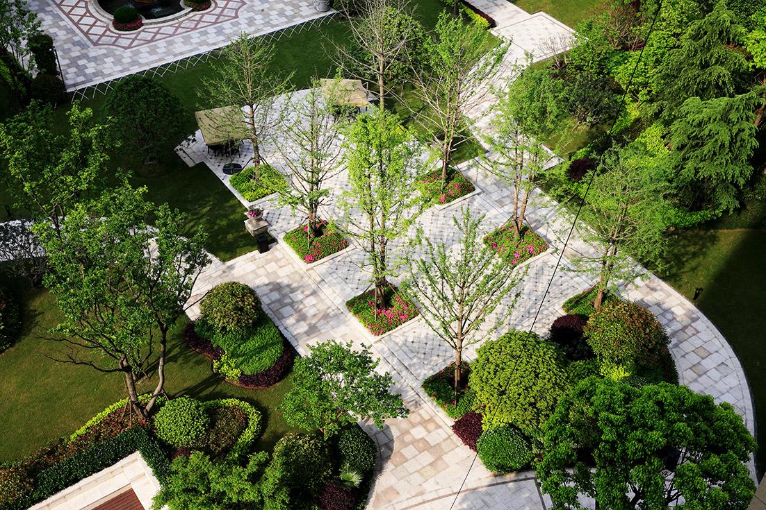 杭州园林设计图