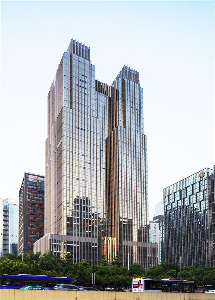 广州市冼剑雄联合建筑设计事务所 > 珠控国际中心   项目概况 工程