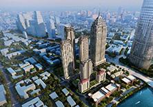 天津金融街金融城