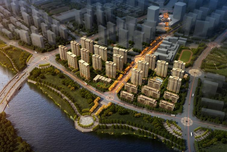 郑州绿地公园城