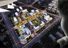 绿地花都空港总部产业园