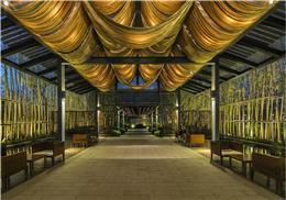 长沙万科魅力之城住宅公园景观设计