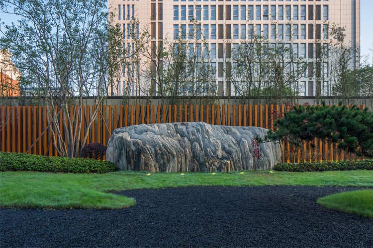 重庆朴乔景观规划设计有限公司 成功案例 > 苏州 · 鲁能公馆   以