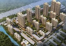 浙江绍兴袍江新区G46号地块住宅、商业小区项目(中海世纪公馆)