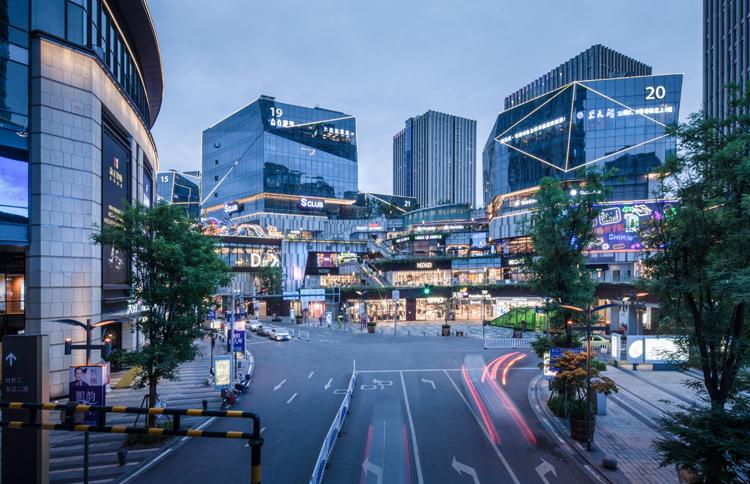 重庆龙湖时代天街D馆