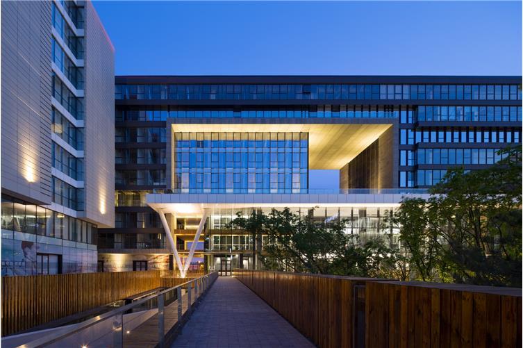 北京天竺万科中心