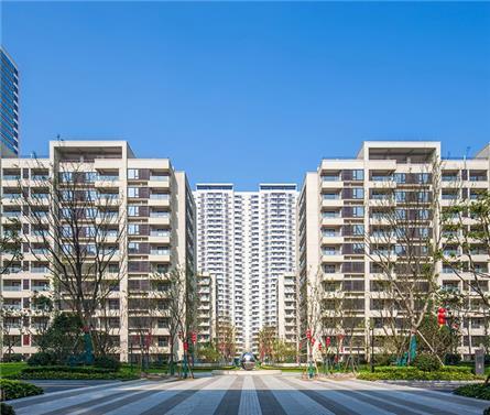 杭州万科 · 未来城一期