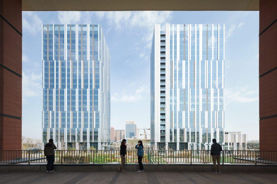 西安高新区环普科技产业园(办公楼部分)