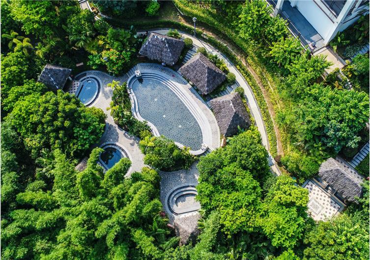 海投香格里墅景观设计