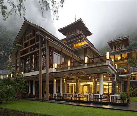 阳朔河畔度假酒店(一期)
