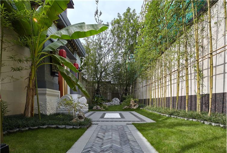 上海罗朗景观工程设计有限公司 成功案例 > 泰禾杭州院子