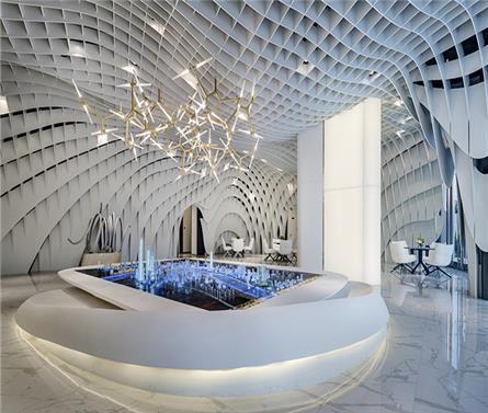 上海建发展示中心Skynet