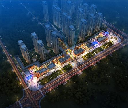 合肥·禹洲·中央城