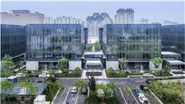 上海长风生态园区