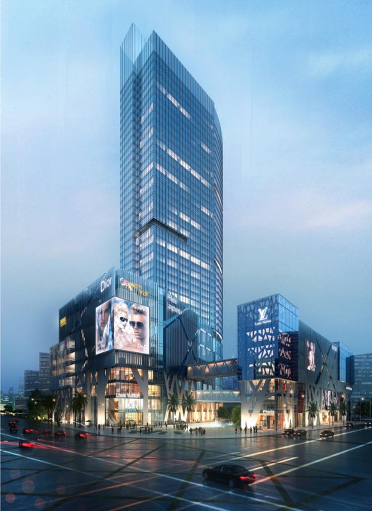 广州富力海珠城