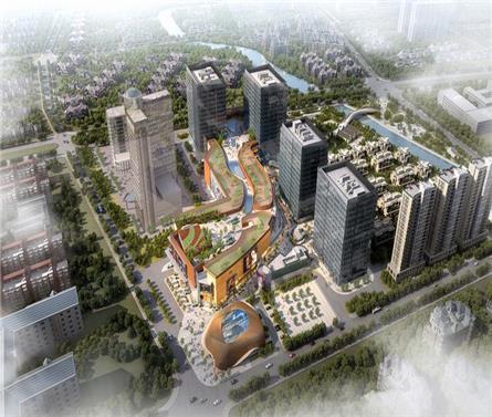 上海置汇旭辉广场