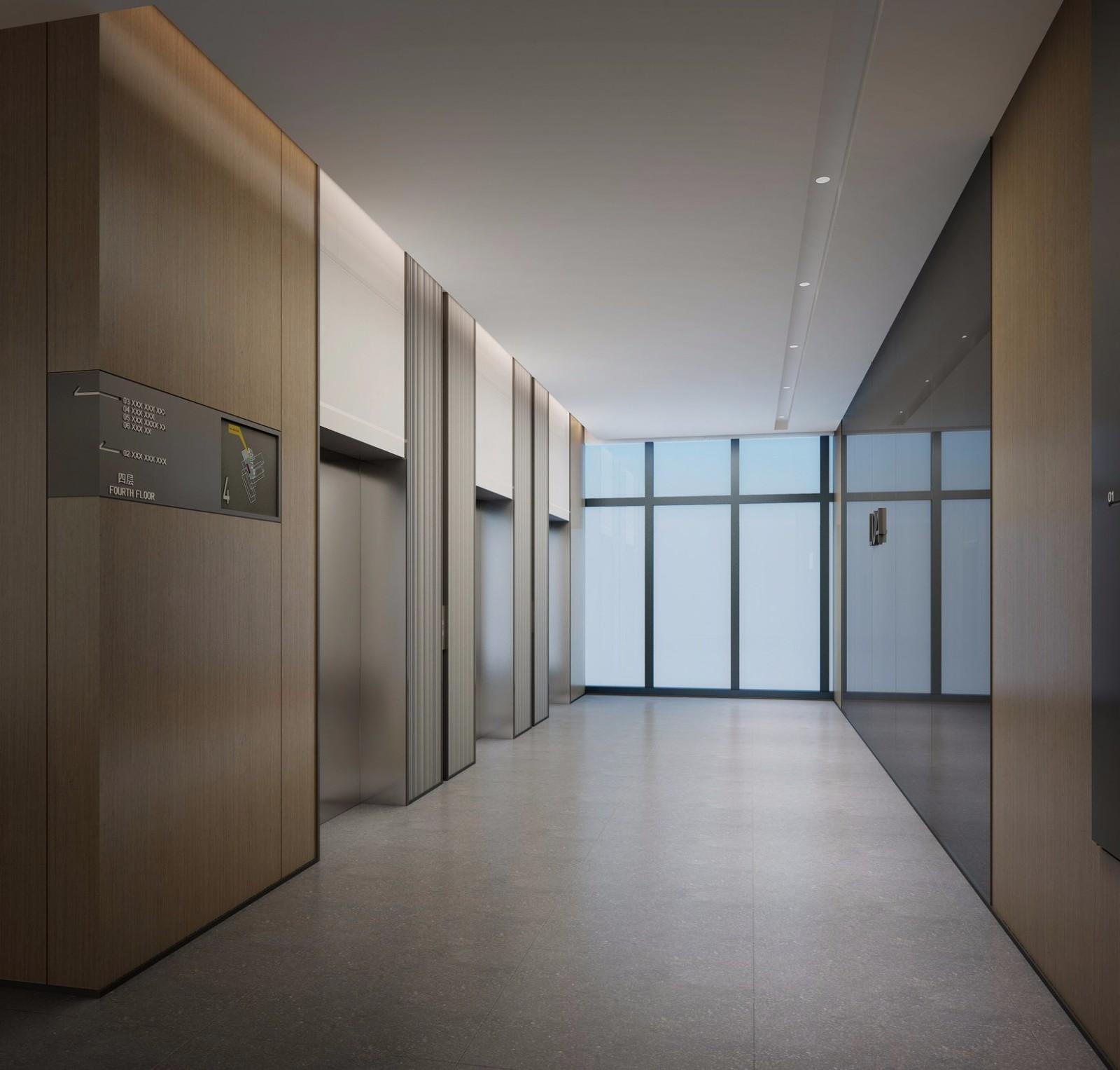 017 标准层电梯厅效果图 typical lift lobby rendering.jpg