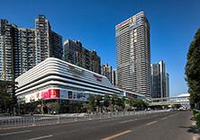 中洲中央公园商业综合体